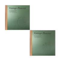 The References 2 Volumes = 430 EUR (10% Discount)